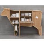 Sending Animals Polymorphic Furniture Cow - Seletti