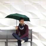Automatic Storm Umbrella (Pure Black) - Senz°