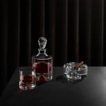 Shade Cigar Ashtray - Nude Glass