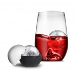 Silicone Ice Ball Moulds (Set of 2) - Final Touch