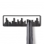 Skyline Hanging Rack (Black) - Umbra