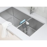 Sling Flexible Sink Organizer (Charcoal) - Umbra