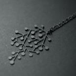 Snow Days Pendant S (Black) - Moorigin