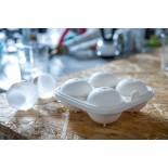 Sphere Ice Mold (White) - W&P