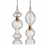 Spindle Pendant Lamp - Rothschild & Bickers