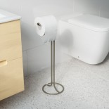 Squire Toilet Paper Stand (Nickel) - Umbra
