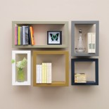 Framed Wall Shelf Stick - Presse Citron