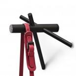 Sticks Hooks Black (Set of 2) - Normann Copenhagen