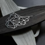 Stone Pendant L (Silver) - Moorigin