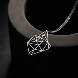 Stone Pendant S (Silver) - Moorigin