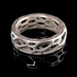 Thin Ring (Steel) - Nervous System