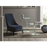 Bakkarat Side Table - Tonelli Design