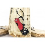 Toolinator Mini Tool with 10 Functions (Red) - Troika