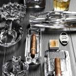 Torcedor Cigar Ashtray - Nude Glass