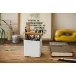Tosca Pen Stand (White) - Yamazaki