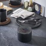 Tower Ceramic Canister Small (Black) - Yamazaki
