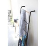 Tower Leaning Ladder Hanger (Black) - Yamazaki