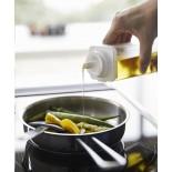 Tower Oil & Vinegar / Seasoning Bottle (White) - Yamazaki