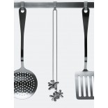 Tripod Trivet with Adjustable Elements (Stainless Steel) – Alessi