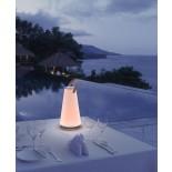 UMA Sound Lantern LED (Silver / White) - Pablo Designs