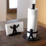 Buddy Paper Towel Holder (Black) - Umbra