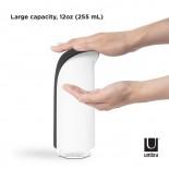 Emperor Soap Pump (White / Black) - Umbra