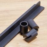 Rail Candelabra (Black) - Umbra Shift