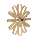 Ribbonwood Wall Clock - Umbra