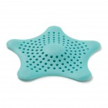 Starfish Drain Hair Catcher (Surf Blue) - Umbra