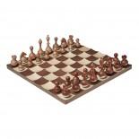 Wobble Chess Set - Umbra
