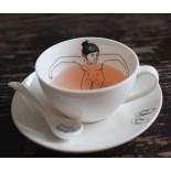 Undressed Tea Set of 4 - pols potten