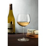 Vintage Bourgogne White Wine Glasses 550 ml (Set of 6) - Nude Glass
