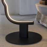 Vis a Vis Floor Lamp (Black) - Mogg