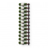 Wall Mounted 24 Bottle Wine Rack - Final Touch