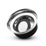 Water Jug Carafe 0.8L by Phil Bredahl (Chrome Lid) - Menu