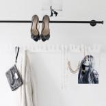 Wave Hanger White - Design House Stockholm