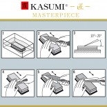 Ceramic Whetstone Kasumi Masterpiece K11 Grit 240 & 1000