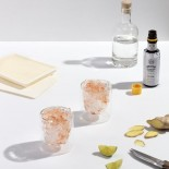 Crushed Ice Tray (Marble White) - W&P