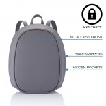 Bobby Elle Anti-Theft backpack (Anthracite) - XD Design
