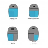 Bobby Elle Anti-Theft backpack (Black) - XD Design