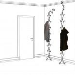 Ypsilon Modular Coat Rack / Coat Stand - YFOS