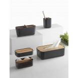 Zen Cotton Box (Black) - LEXON