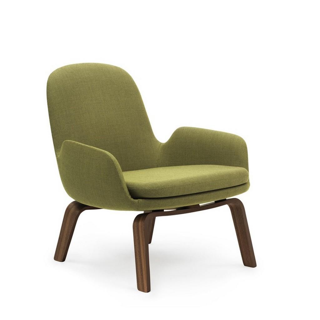 Era Lounge Chair Low Wood Normann Copenhagen Design Is