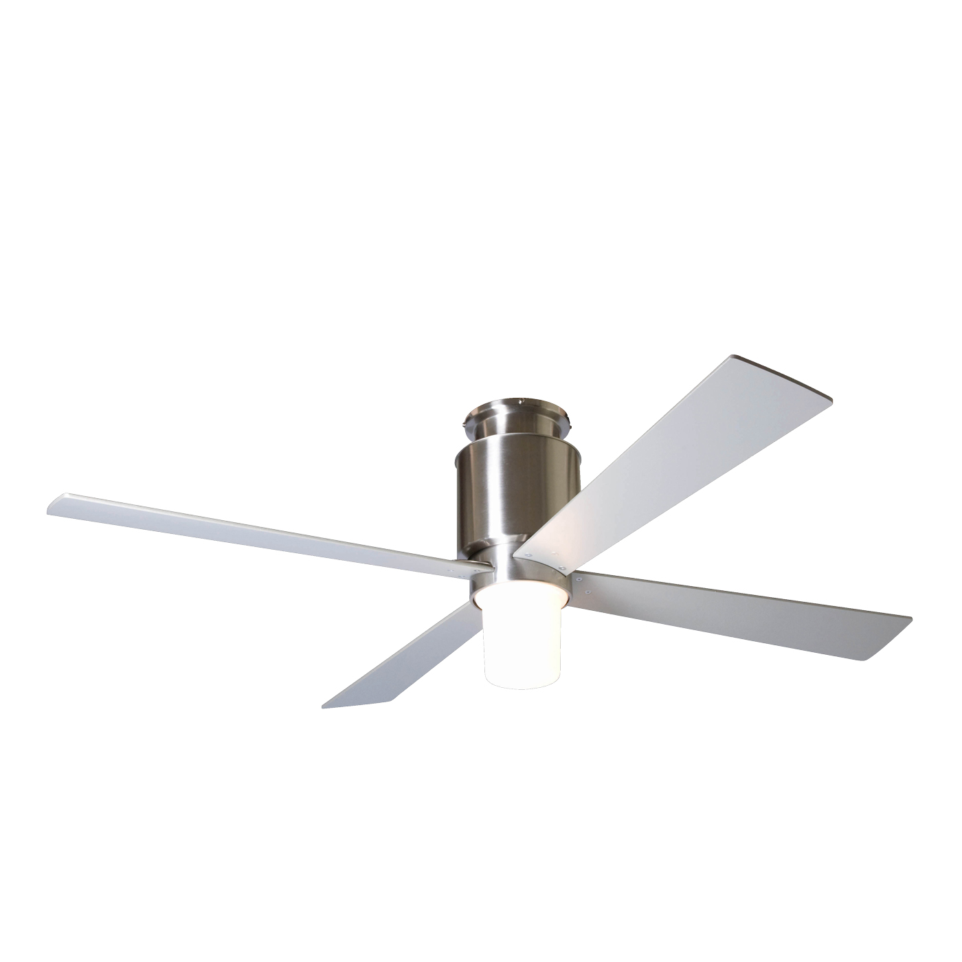 Modern Ceiling Fan Company: Lapa Hugger Ceiling Fan (Optional Light)