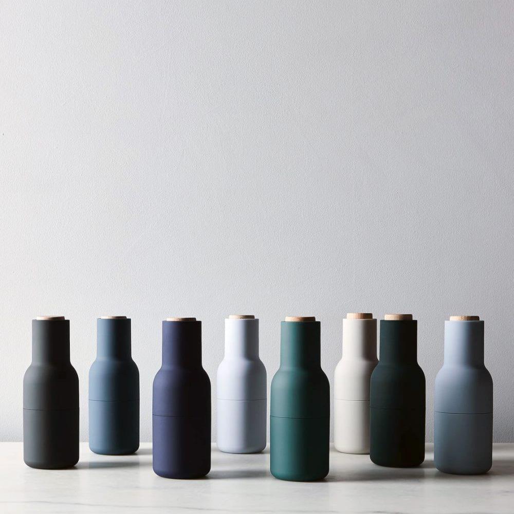 Bottle Grinder Salt Amp Pepper Set Ash Carbon Design Is This