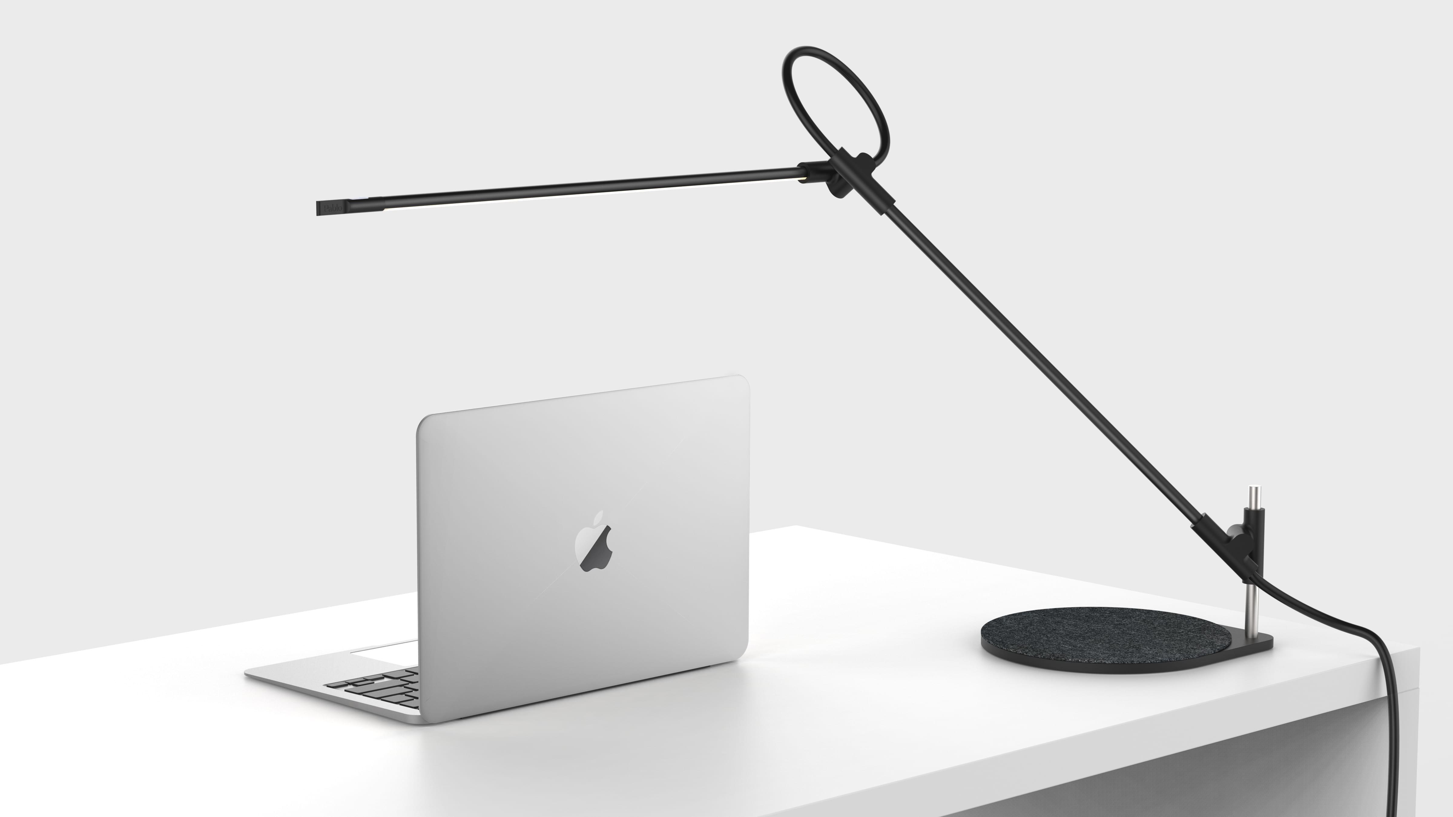 Pablo Designs Superlight Led Desk Lamp Black Design Is This