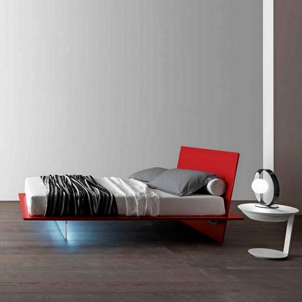 Plana Bed Presotto Italia Design Is This