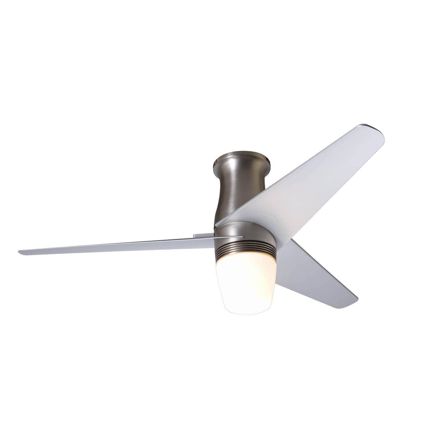 Velo Hugger Ceiling Fan Optional Light The Modern Fan Company Design Is This