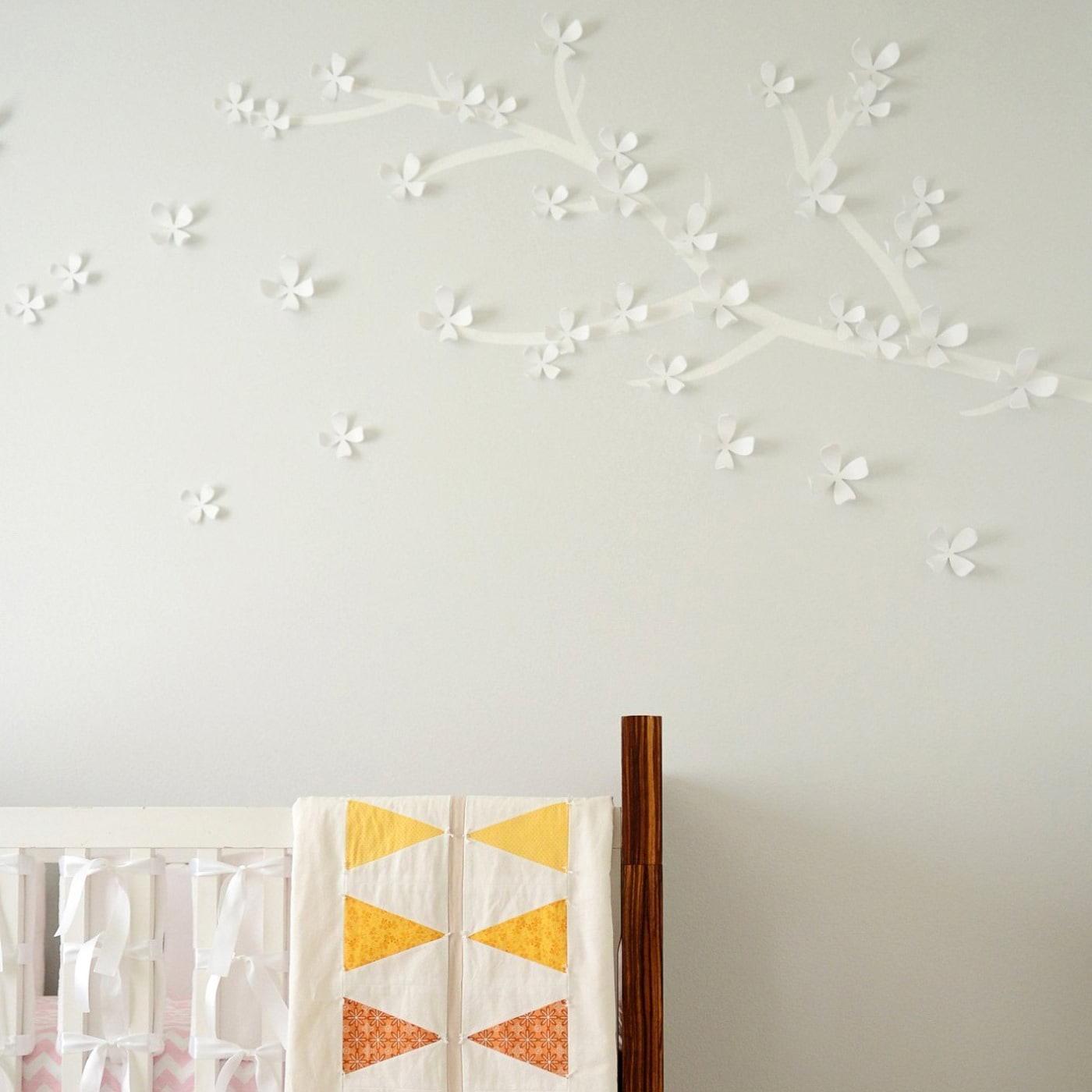 Umbra Wallflower Wall Decor White Design Is This