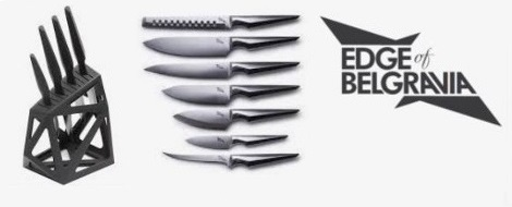 Edge of Belgravia Innovative Chef Knives
